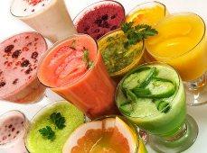 zumos frutas